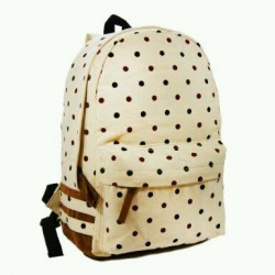 Polkadot Backpack